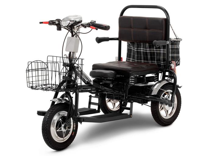 Трицикл Adjutant 350W 48V