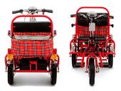 Трицикл Adjutant 350W 48V - Фото 4