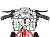 Трицикл Adjutant 350W 48V - Фото 5