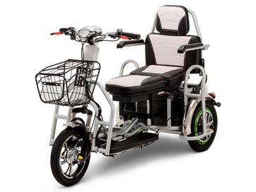 Электротрицикл Transporter 600W 48V - Фото 0