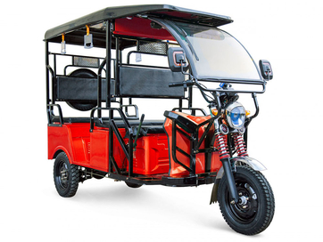 Электротрицикл Rutrike Рикша 48V1000W