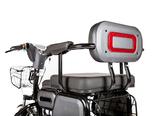Электротрицикл Rutrike S2 V3 двухместный - Фото 11