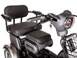 Электротрицикл Rutrike S2 V3 двухместный - Фото 7