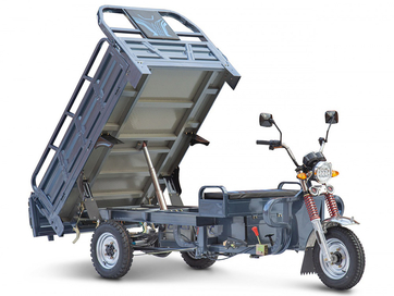 Электротрицикл Rutrike Титан 2000 ГИДРАВЛИКА 60V2000W - Фото 0