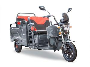 Электротрицикл Rutrike Вояж-П 1200 Трансформер 60V800W - Фото 0