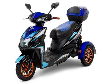 Электротрицикл TORNADO 800W 60V - Фото 0