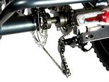 Электрический трицикл фэтбайк E-motions FAT Panda 20 (750W 15Ah) - Фото 18