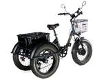 Электрический трицикл фэтбайк E-motions FAT Panda 20 (750W 15Ah) - Фото 4