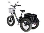 Электрический трицикл фэтбайк E-motions FAT Panda 20 (750W 15Ah) - Фото 7