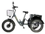 Электрический трицикл фэтбайк E-motions FAT Panda 20 (750W 15Ah) - Фото 8