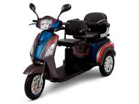 Электротрицикл Trike DUAL 650W 60V - Фото 0