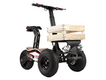 Трехколесный электросамокат Velocifero Mad Truck 1600W