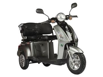 Электротрицикл VOLTECO TRIKE Round L