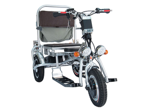 Трицикл электроскутер WELLNESS ADJUTANT - Фото 0