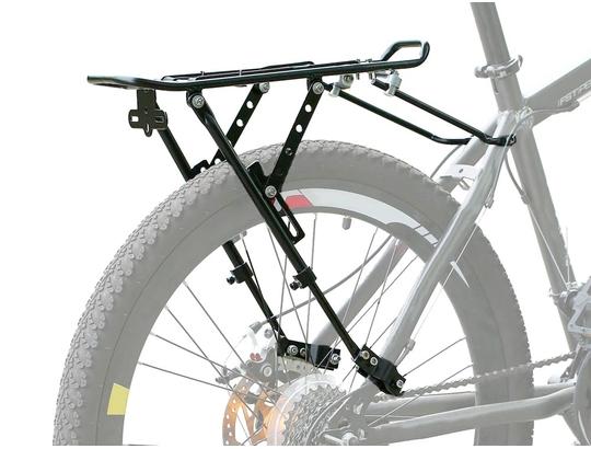 Багажник для велосипеда XMett M35 (Телескопическое крепление)