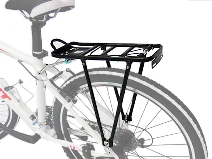 Багажник для велосипеда XMett S40 (Регулируемый)