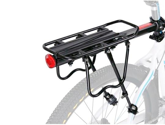 Велобагажник Aeros ST20 (На подседельный штырь)