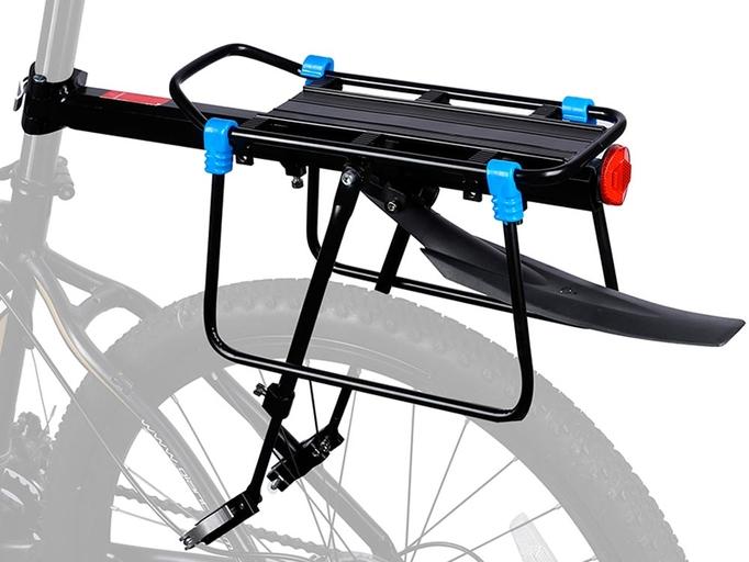 Велобагажник Aeros ST20+ (На подседельный штырь)