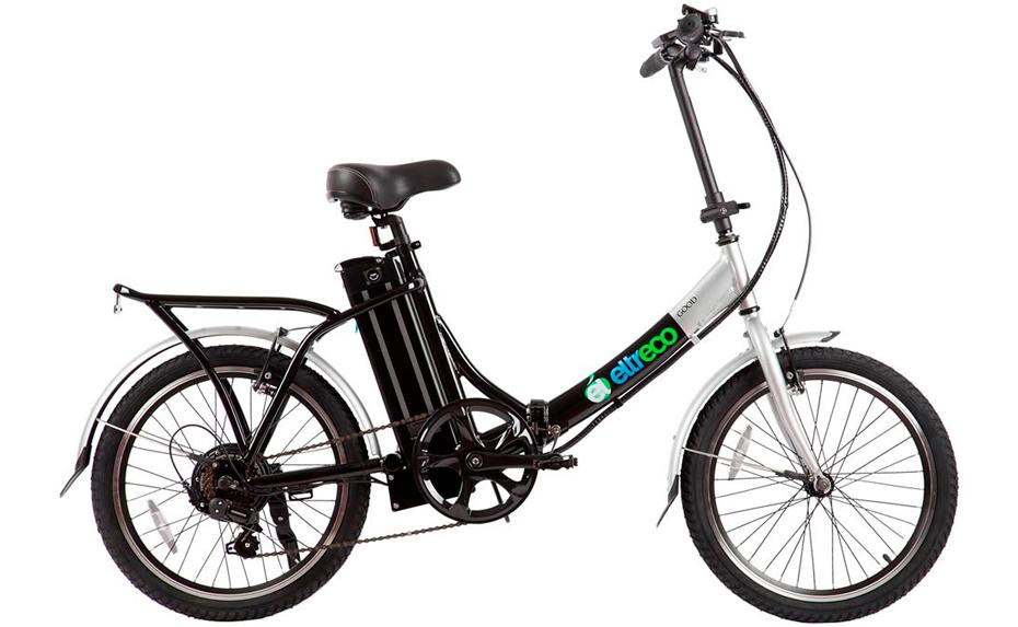 Электровелосипед Eltreco Good 350W Lithium