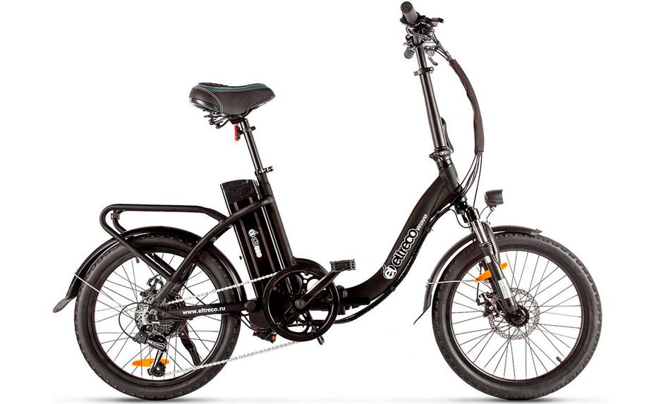 Электровелосипед Eltreco WAVE UP!