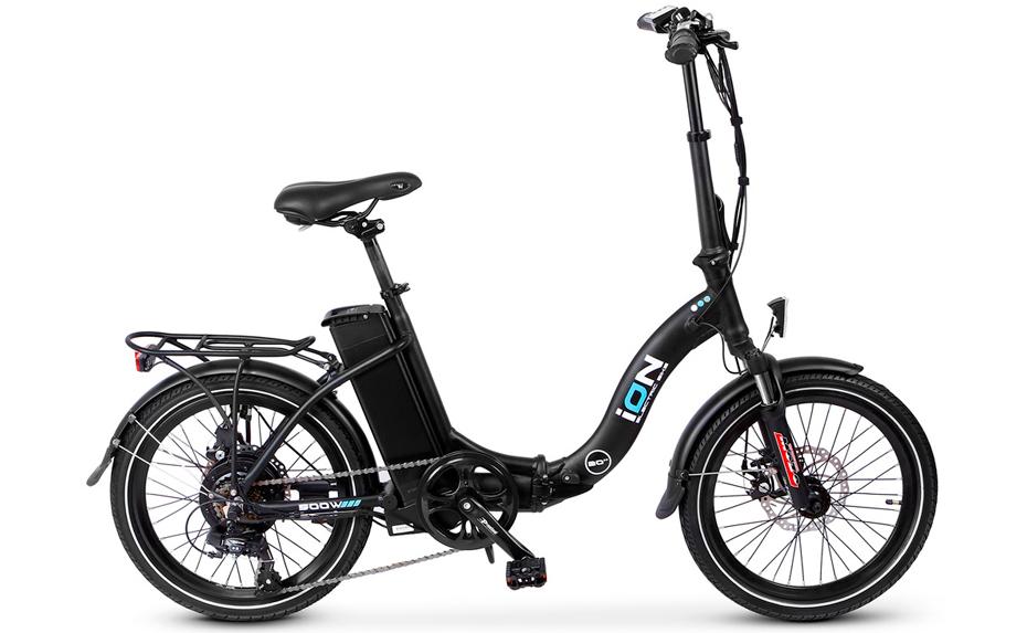 Электровелосипед ION 500w