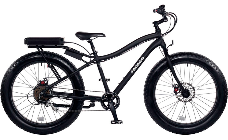 Электро фэтбайк Pedego Trail Tracker