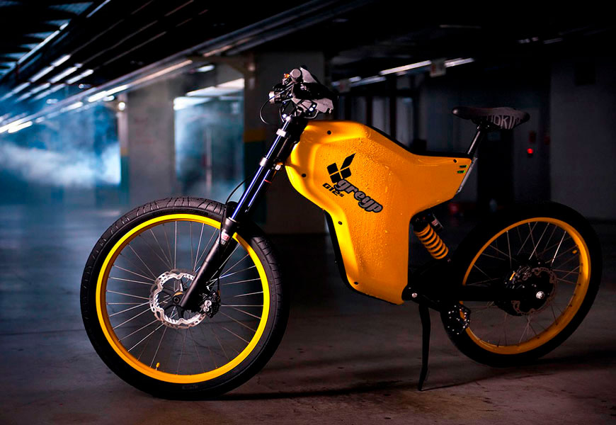 Электровелосипед Greyp G12S: средство передвижения или самовыражения