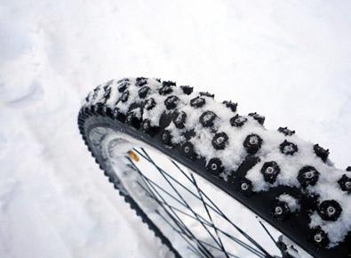 Шипованные велопокрышки