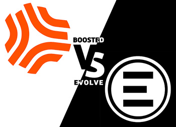 Evolve vs Boosted